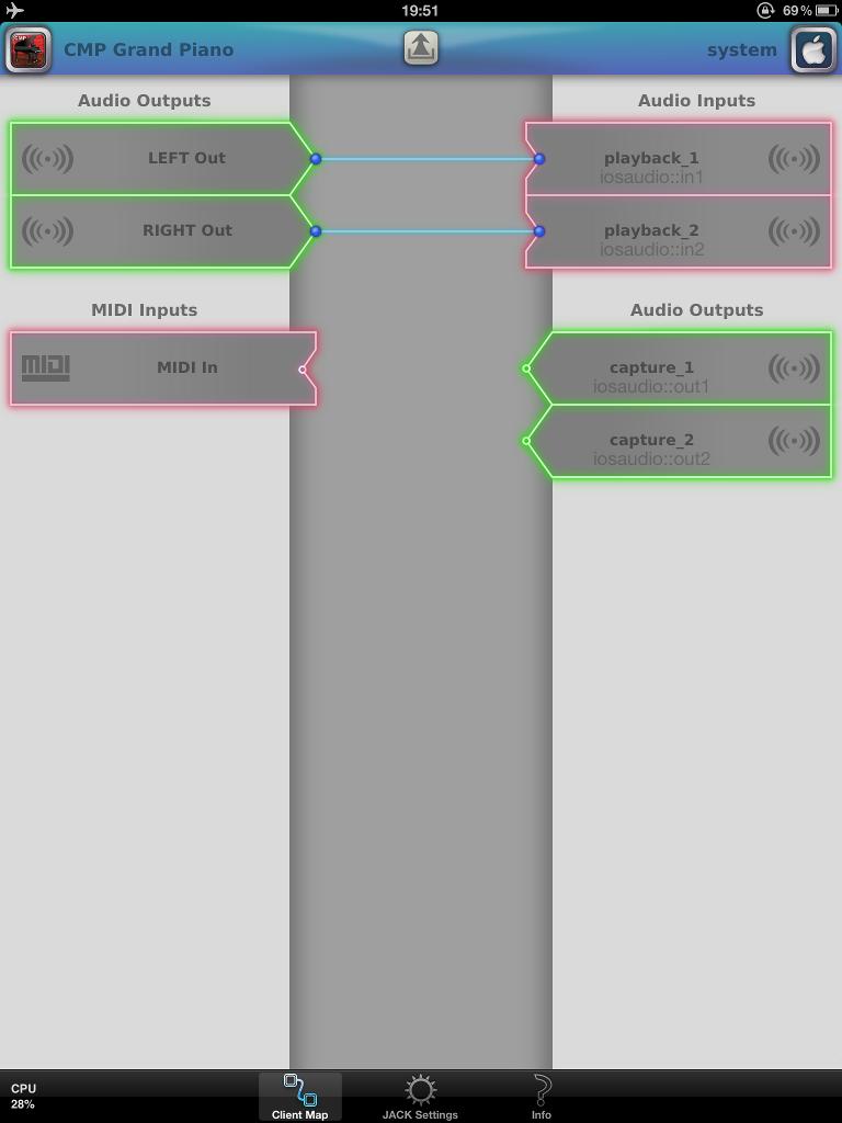 Crudebyte • JACK Audio Connection Kit (for iOS) :::