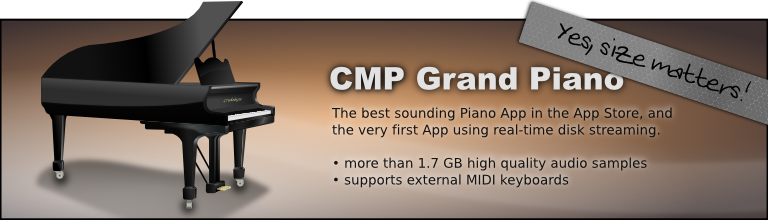 Crudebyte • CMP Grand Piano :::