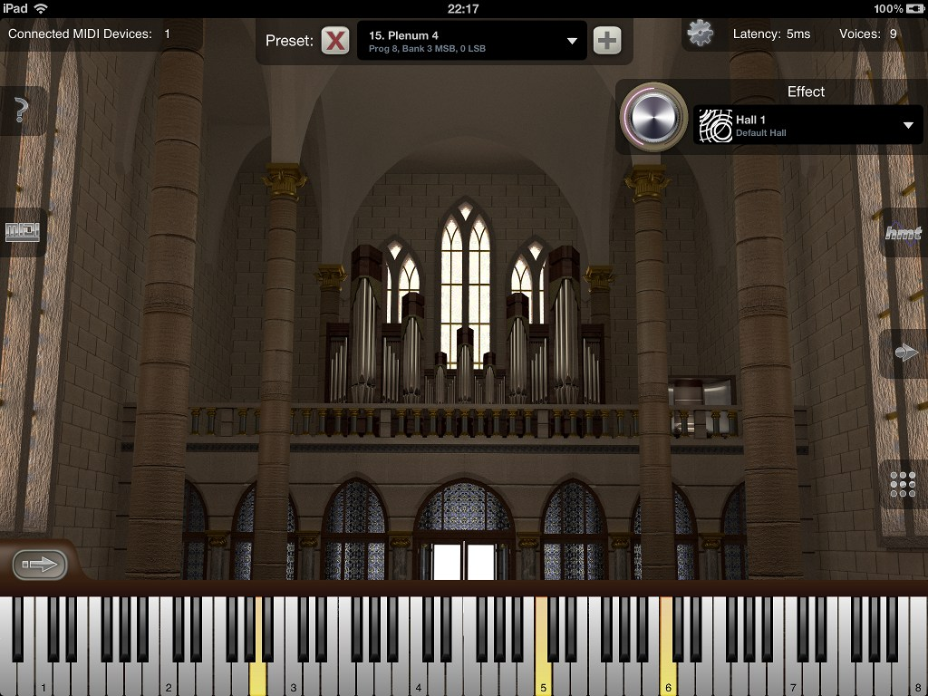 Crudebyte • iCathedral Organ :::
