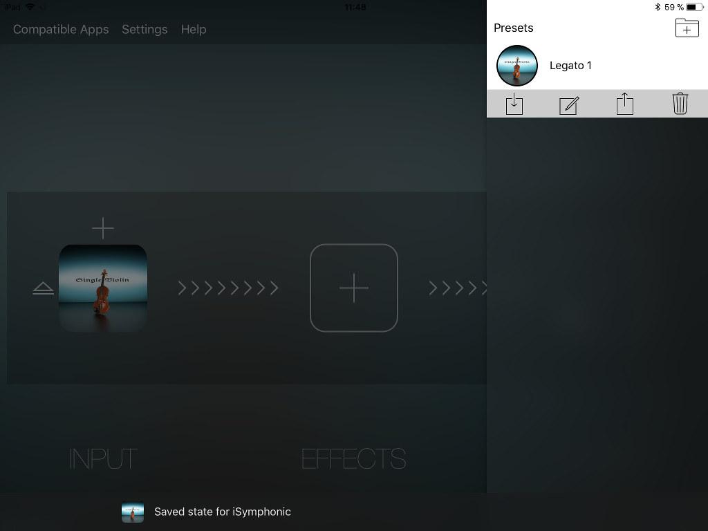 Crudebyte isymphonic orchestra ipad screenshot baditri Images