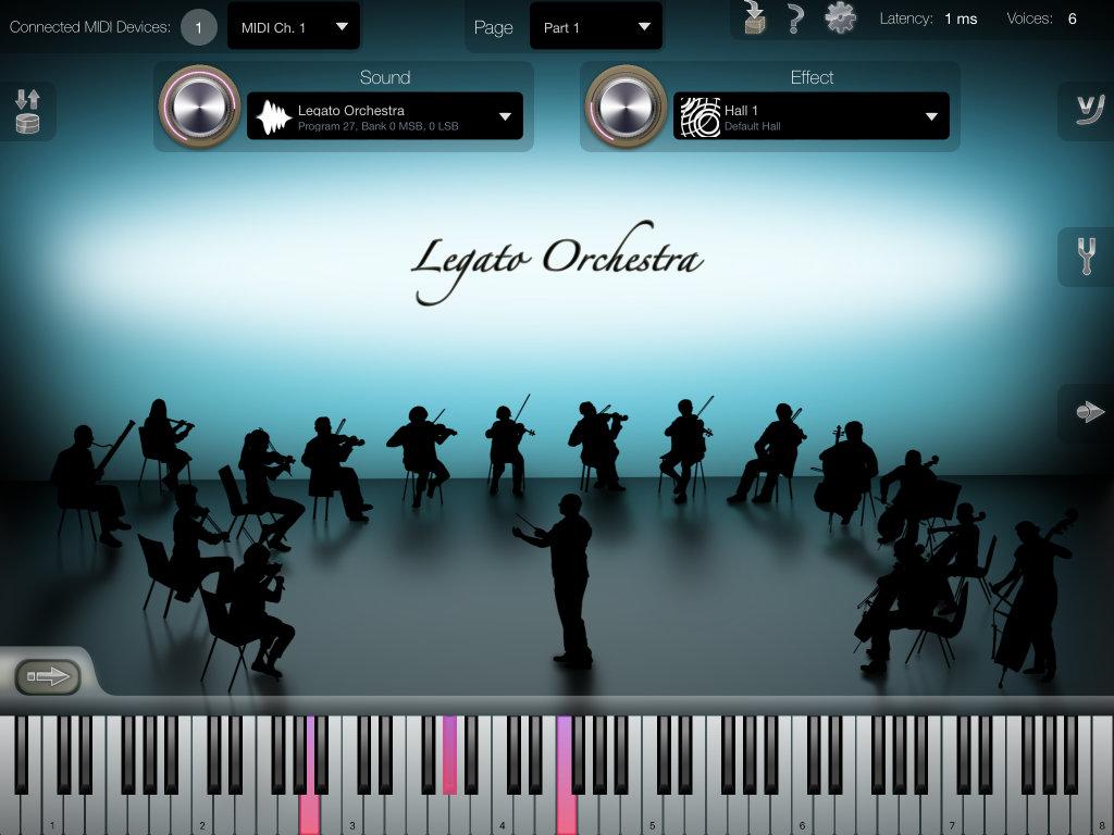 Crudebyte • iSymphonic Orchestra :::