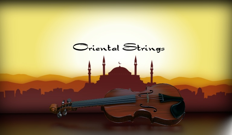 Crudebyte • Oriental Strings :::